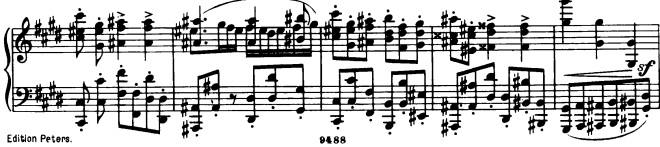 Brahms op 76 extr1